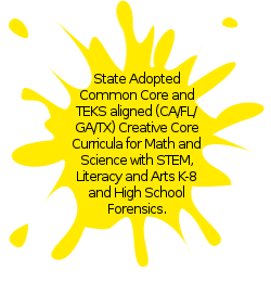 STEM, Arts and Literacy for the Common Core Curriculum