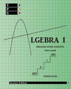 Algebra 1 TE